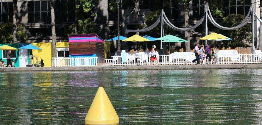 Celebrate summer in Paris with Paris Plages 2020